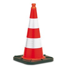 Traffic cone for use on public roads