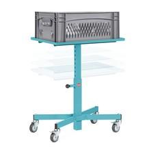 Materiaalstandaard Ameise®, in hoogte verstelbaar