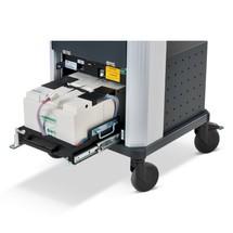 1200 W akkumulátorcsere-tálca a Jungheinrich mobil munkaállomáshoz