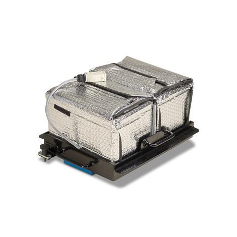 12,8 V / 100Ah lítiumion-csereakkumulátor Jungheinrich mobil munkaállomáshoz
