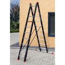 3-delige reformladder Mounter (coating)