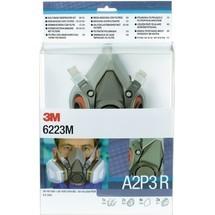 3M™ Atemschutzhalbmaskenset 6223 – SET – A2P3R