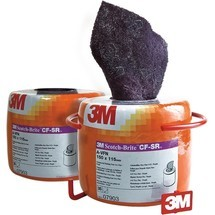 3M™ Handpad Scotch Brite™ CF-SR