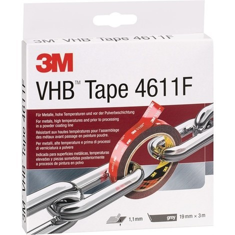 3M™ Montageband VHB Tape 4611F