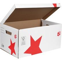 5 Star Archivbox mit Deckel