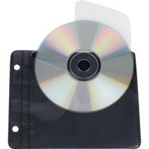 5 Star CD DVD-Hüllen mit Vlieseinlage