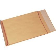 5 Star Faltentaschen mit Klotzboden