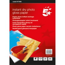 5 Star Photo-Inkjetpapiere glossy