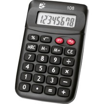 5 Star Taschenrechner 108