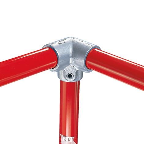 90°-Eckverbinder für Kee Klamp® Rohrverbindersystem