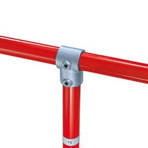 90°-verbinding voor het buisverbindingssysteem Kee Klamp®