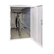 Aanbouwset voor fietsgaragebox