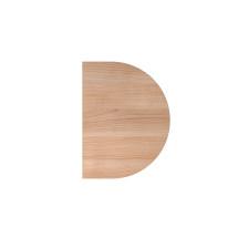 Aanbouwtafel Modern ART, bxd 600 x 800 mm