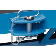 Aanhangerkoppelingen voor industriële aanhangwagen fetra®