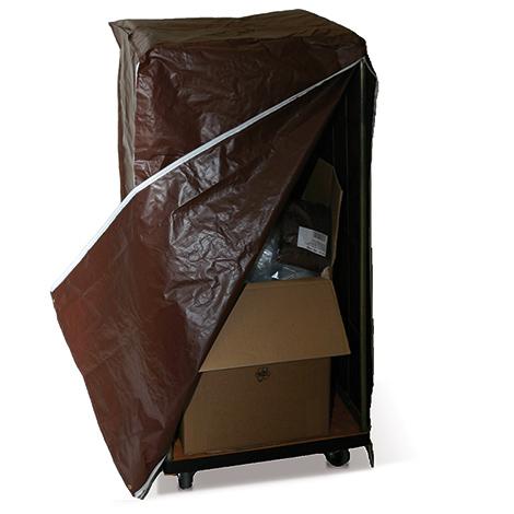 Abdeckhauben für Rollboxen für Innen und Außen
