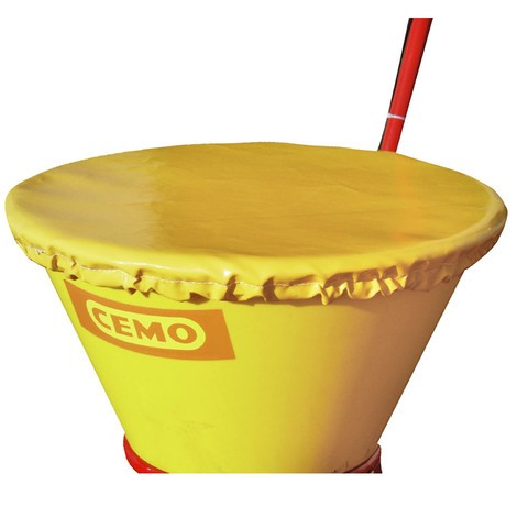 Abdeckung für Streuwagen CEMO Premium