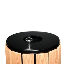 Abfallbehälter Exterieur/Esterno
