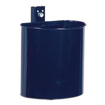 Abfallbehälter RUND, Korpus geschlossen, 20 Liter