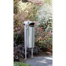 Abfallbehälter Turbo