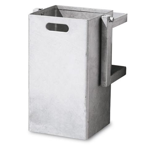 Abfalleimer zur Wandmontage, 37 - 50 Liter