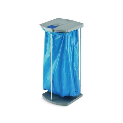 Abfallsackständer Hailo für 120-Liter-Säcke, stationär/mobil
