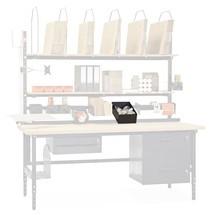 Ablage für Kleinteile für Packtisch Classic und Multiplex