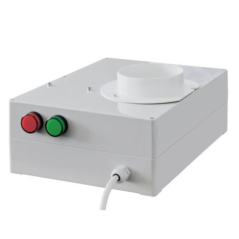 Abluftventilator für Sicherheitsschrank Typ 90