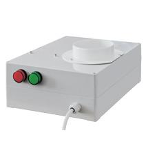 Abluftventilator, Sicherheitsschrank Typ 90