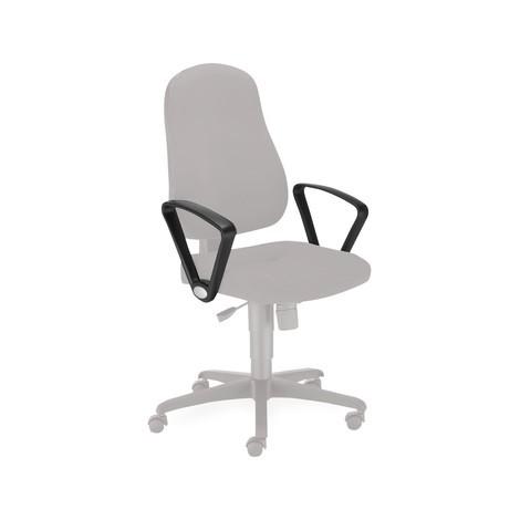 Accoudoir pour chaise de bureau pivotante Bizzi