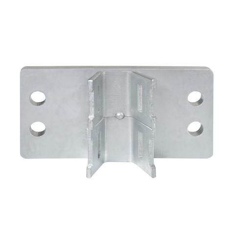 Adapter voor bandklemmontage, voor verkeersspiegel Diamond