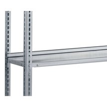 Additional shelf for META filing shelf, galvanised