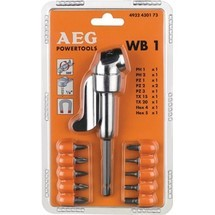 AEG Winkelschraubvorsatz WB-1 1/4 Zoll