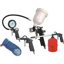 AEROTEC Druckluftkompressorzubehörset, 5-teilig