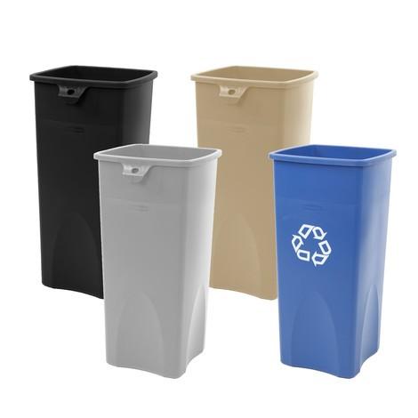 Affaldssorteringsbeholderen Rubbermaid®, 87 liter