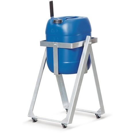 Aftapbok voor vaten/jerrycans van 20 / 30 liter