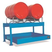 Aftapstation voor vaten van 200 liter