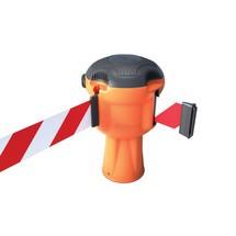 Afzetopzetstuk voor verkeerskegels en afzetpalen