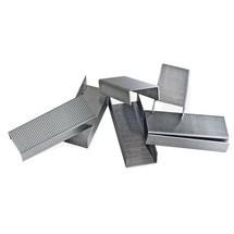 Agrafos para agrafador de caixas de cartão