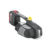 Akku-Spann- und Verschlussgerät für Umreifungsbänder, bis zu 2.500 N Spannkraft