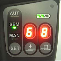 Akku Umreifungsgerät für PP & PET Kunststoffbänder, Bandbreite 13-16 mm