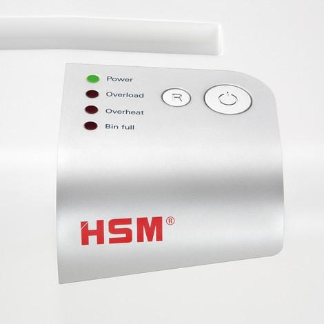 Aktenvernichter HSM shredstar X10