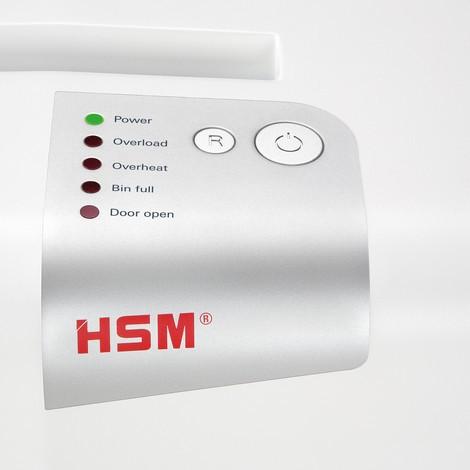 Aktenvernichter HSM shredstar X13