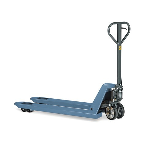 Aktions-Handhubwagen, Tragkraft 2.000 kg, Gabellänge 1.150 mm