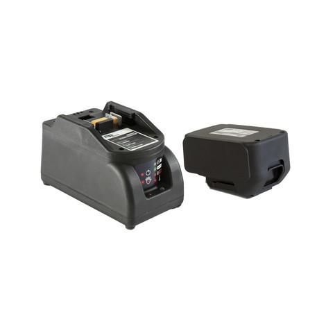Akumulator do urządzenia do naciągania i łączenia taśmy Steinbock® AR 180