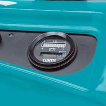Akumulatorowe podnośnikowe wózki widłowe Ameise z dyszlem, typ EPL 210. Wys. podn. od 2300 do 3300 mm. Udźwig 1000 kg.