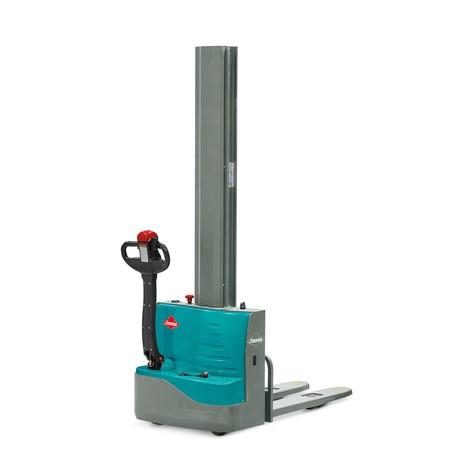 Akumulatorowy podnośnikowy wózek widłowy Ameise® PSE 1.0 - z masztem pojedynczym