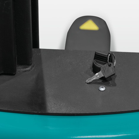 Akumulatorowy podnośnikowy wózek widłowy Ameise® - z masztem pojedynczym