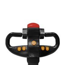 Akumulatorowy podnośnikowy wózek widłowy Ameise® - z teleskopowym masztem podwójnym