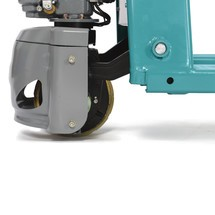 Akumulatorowy ręczny wózek paletowy Ameise® SPM 113, długość wideł 800 mm