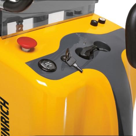 Akumulatorowy ręczny wózek podnośnikowy Jungheinrich HC 110